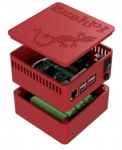 The BushPi server-in-a-box